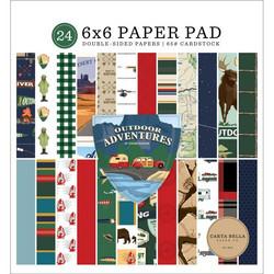 Carta Bella Outdoor Adventures -paperipakkaus