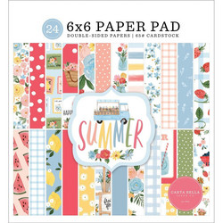 Carta Bella Summer -paperipakkaus