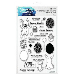 Simon Hurley leimasinsetti Hoppy Easter!