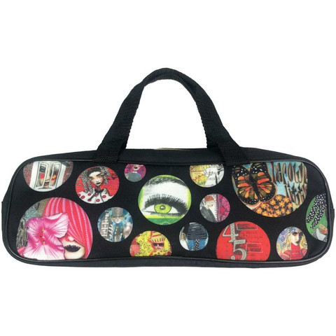 Dyan Reaveley's Dylusions Designer Accessory Bag, pussukka
