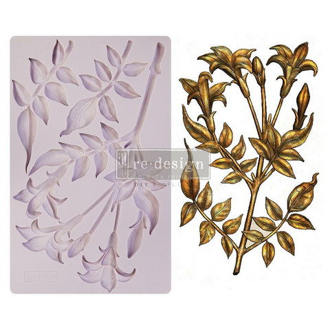 Prima Marketing Mould -muotti Lily Flowers