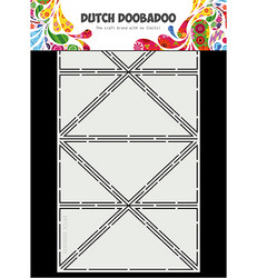 Dutch Doobadoo Cart Art Tricon Fold -sapluuna