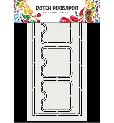 Dutch Doobadoo Slimline Label -sapluuna