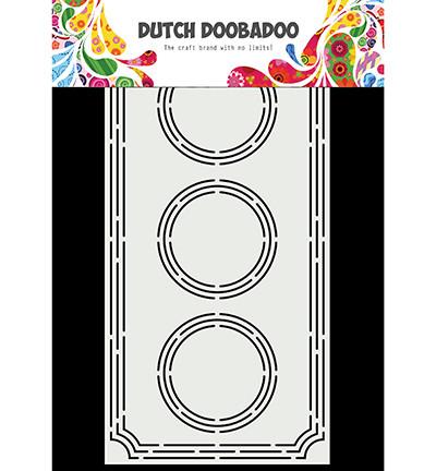 Dutch Doobadoo Slimline Ticket -sapluuna