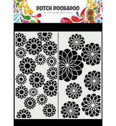 Dutch Doobadoo Slimline Flowers -sapluuna