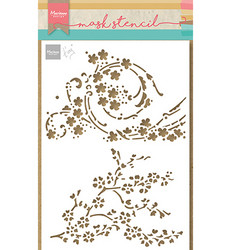 Marianne Design sapluuna Tiny's Blossom