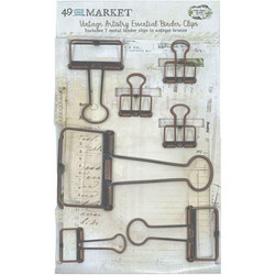 49 And Market Foundations Essential Binder Clips -klipsit