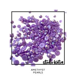 Studio Katia koristeet Amethyst