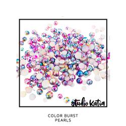 Studio Katia koristeet Color Burst