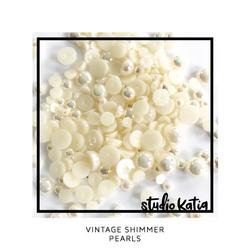Studio Katia koristeet Vintage Shimmer