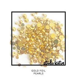 Studio Katia koristeet Gold Foil