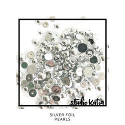 Studio Katia koristeet Silver Foil