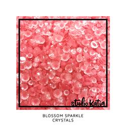 Studio Katia koristeet Blossom Sparkle, tekokristallit
