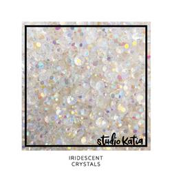 Studio Katia koristeet Iridescent Crystals