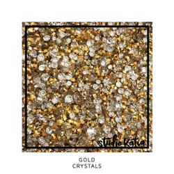 Studio Katia koristeet Gold Crystals