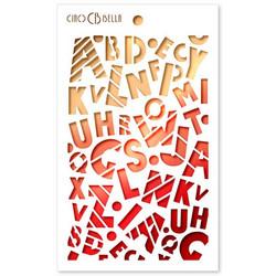 Ciao Bella sapluuna Baby Alphabet, 5