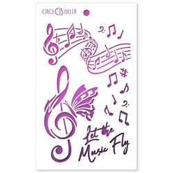 Ciao Bella Bad Girls sapluuna Let The Music Fly, 5