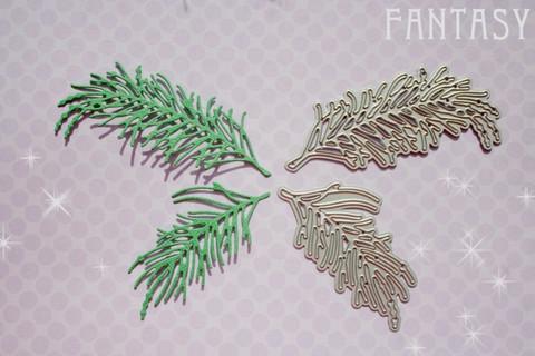 Fantasy Dies stanssi Pine Branches