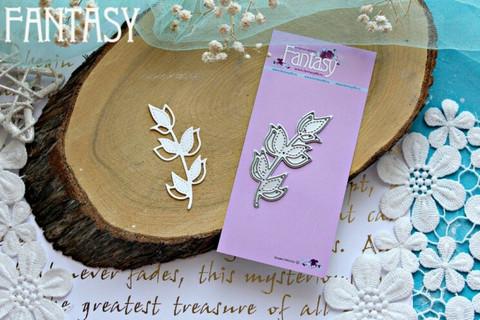 Fantasy Dies stanssi Leaf Branch