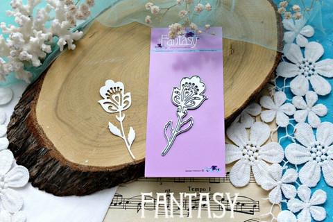 Fantasy Dies stanssi Fairy Flower