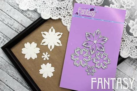 Fantasy Dies stanssi Stone Flower