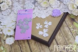 Fantasy Dies stanssi Autum Flower