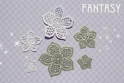 Fantasy Dies stanssi Flower