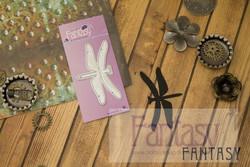 Fantasy Dies stanssi Dragonfly, screw