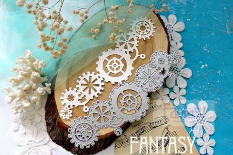 Fantasy Dies stanssi Cogwheels