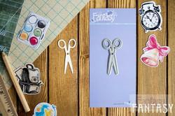 Fantasy Dies stanssi Scissors