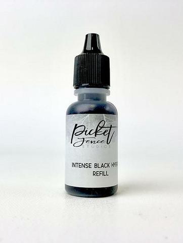 Picket Fence Black Hybrid Ink -täyttöpullo