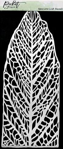 Picket Fence sapluuna Slimline Leaf