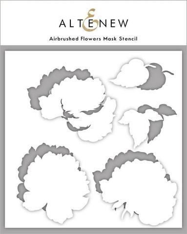 Altenew Airbrushed Flowers -sapluuna