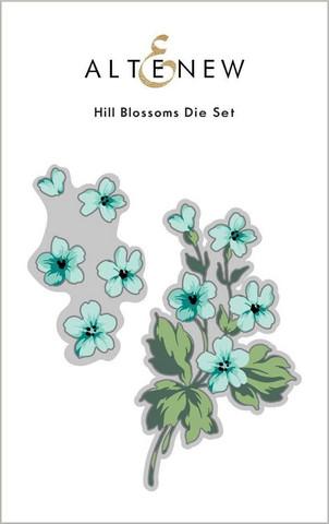 Altenew Hill Blossoms -stanssi