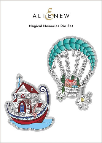 Altenew Magical Memories -stanssi