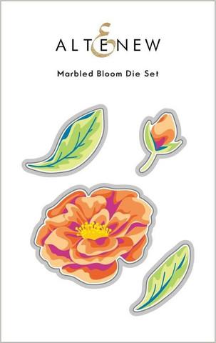 Altenew Marbled Bloom -stanssi