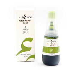 Altenew Alcohol Ink -muste, sävy Olive