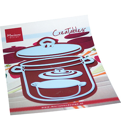 Marianne Design Cooking Pots -stanssi