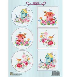 Nellie's Birds -korttikuvat