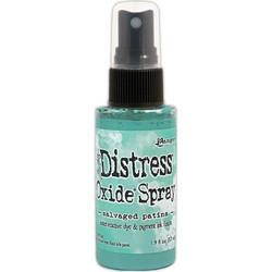 Distress Oxide -suihke, sävy Salvaged Patina