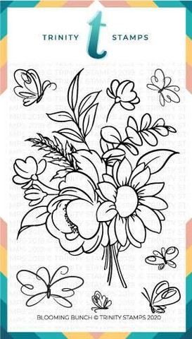 Trinity Stamps leimasin Blooming Bunch