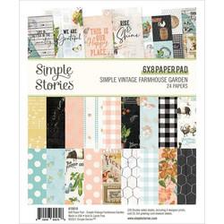 Simple Stories Simple Vintage Farmhouse Garden -paperipakkaus