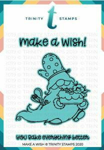 Trinity Stamps stanssi Make A Wish