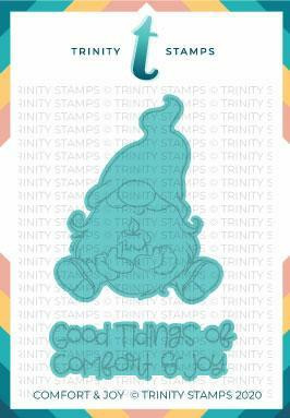 Trinity Stamps stanssi Comfort and Joy