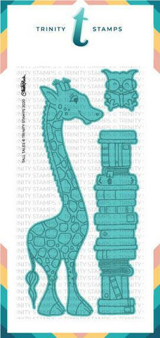 Trinity Stamps stanssi Tall Tales