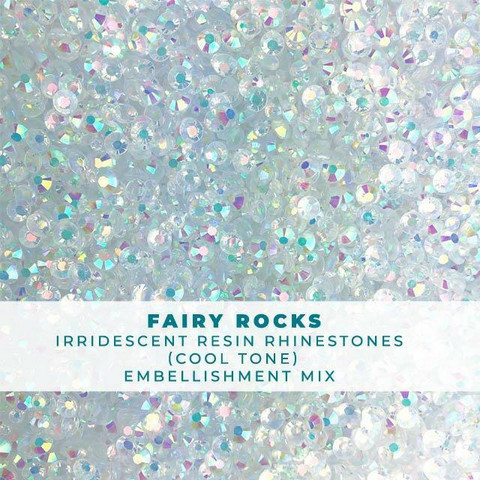 Trinity Stamps koristeet Fairy Rocks