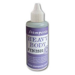 Stamperia Heavy Body Finish -suoja-aine, 80 ml