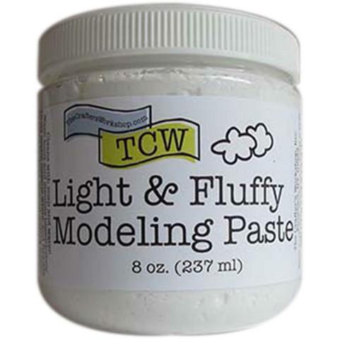 Crafter's Workshop Light And Fluffy -muotoilupasta