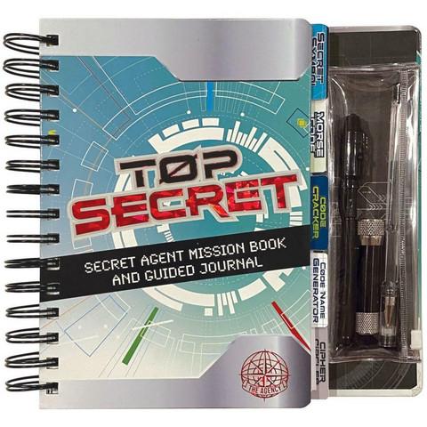 Paper House Specialty Diary -muistikirja Top Secret