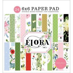 Echo Park Flora -paperipakkaus